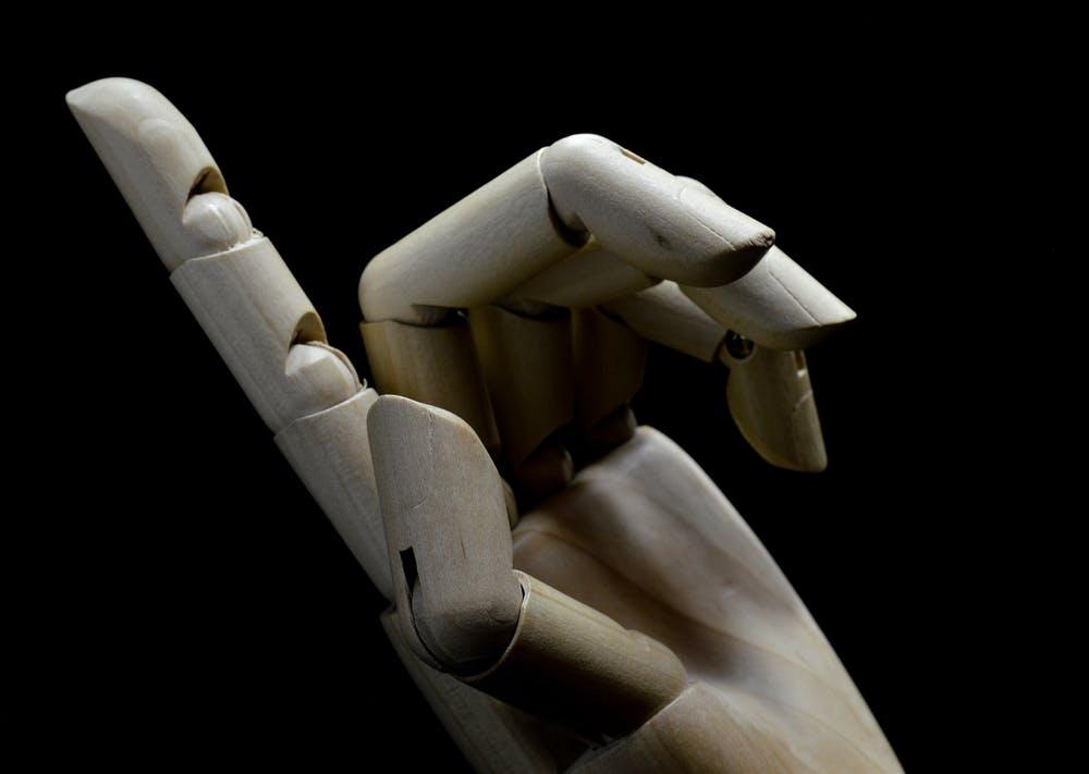 Sculpting Hands